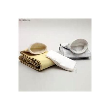 Manches filtrantes coton