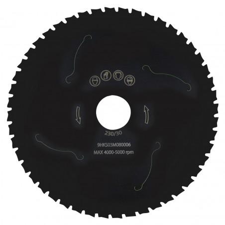 Lame scie circulaire céramique-métal 123