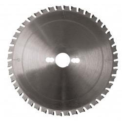 Lame scie circulaire pour métaux