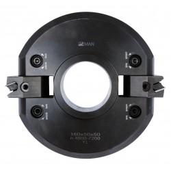 Porte-outils à inclinaison variable