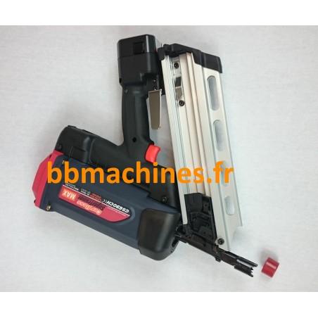 Cloueur gaz 20° de 45 à 90 mm MAX
