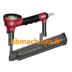 Cloueur à sabot pour pointes en bande 34° de 40 à 50 mm