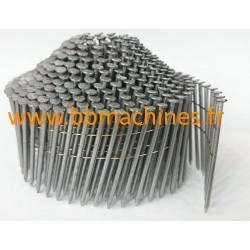 Pointes en rouleaux coniques 16° diamètre 2,1 mm