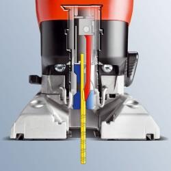 Scie sauteuse de précision P1 cc MaxiMAX dans le coffret T-MAX