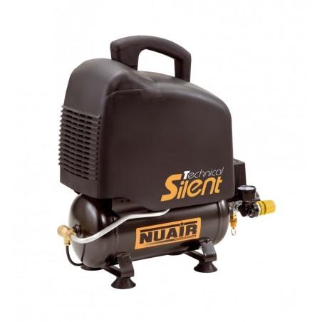 Compresseur à pistons sans huile OM200/6 SILENT