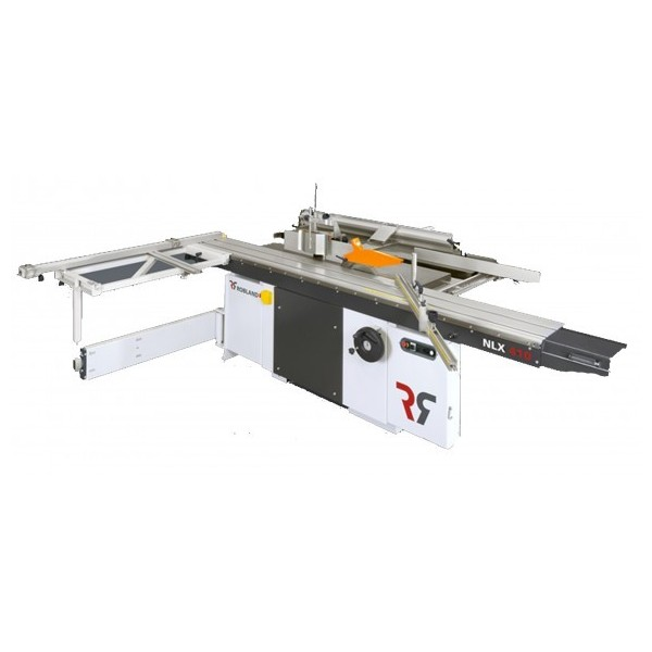 NLX 410 Pro 5 opérations