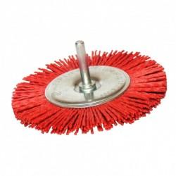 Brosse circulaire fil nylon