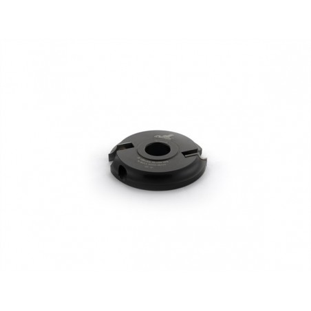 Porte-outils 1/4 de rond à plaquettes